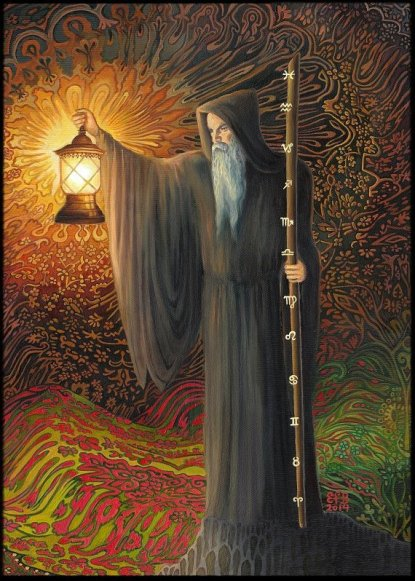 The Hermit by Emily Balivet